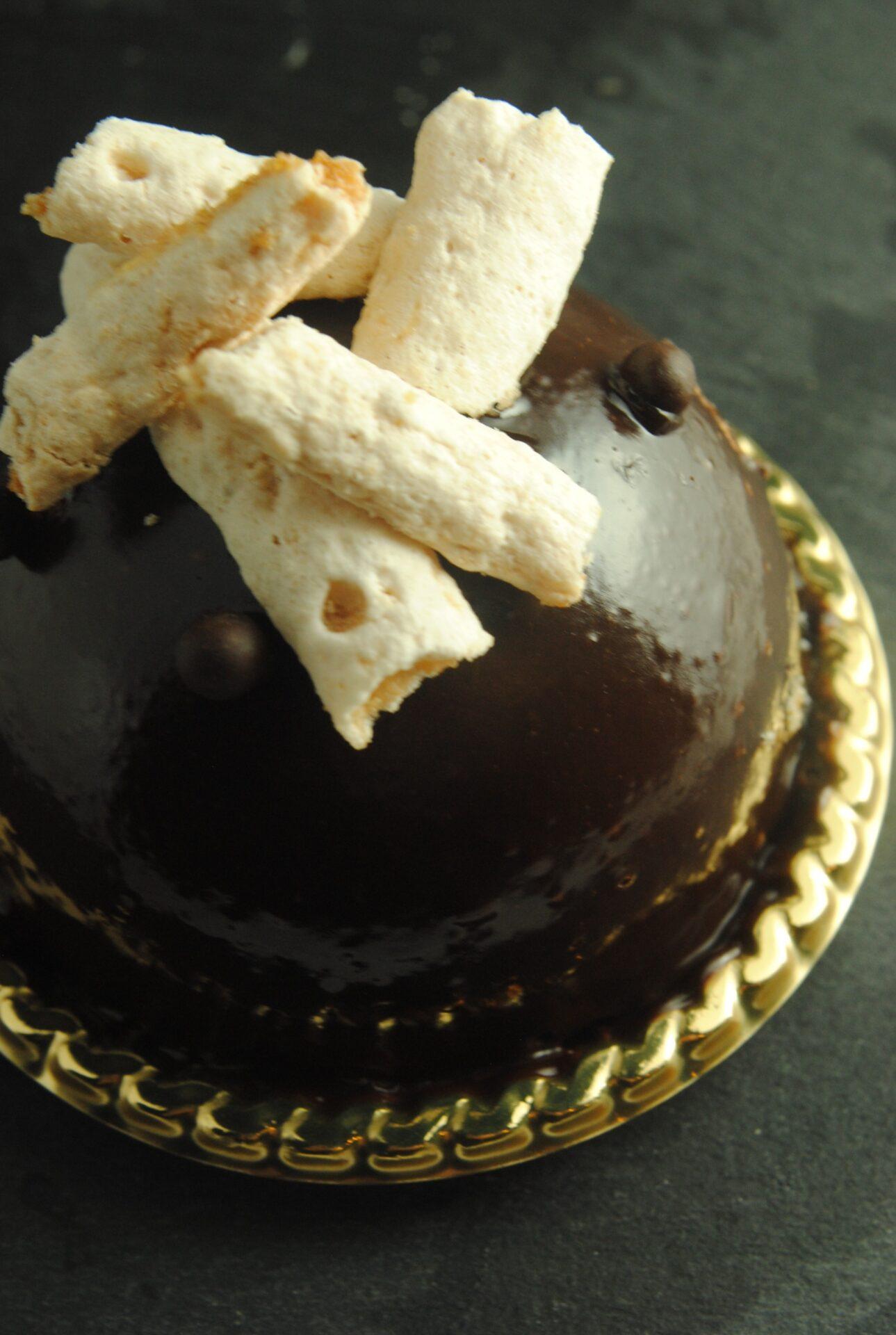 チョコドーム