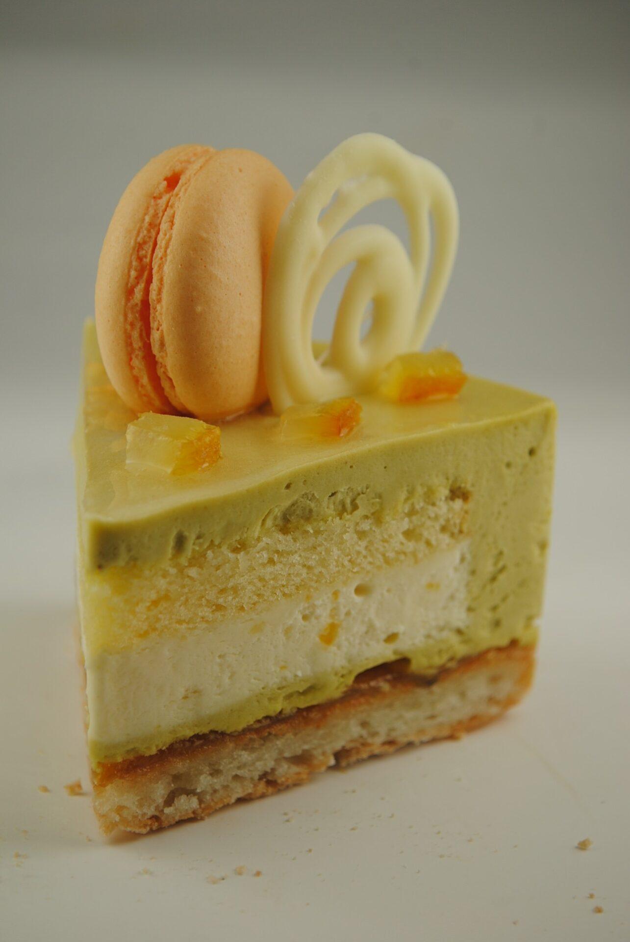 ピスタチオのお菓子の写真
